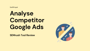 Analyse Competitor Google Ads