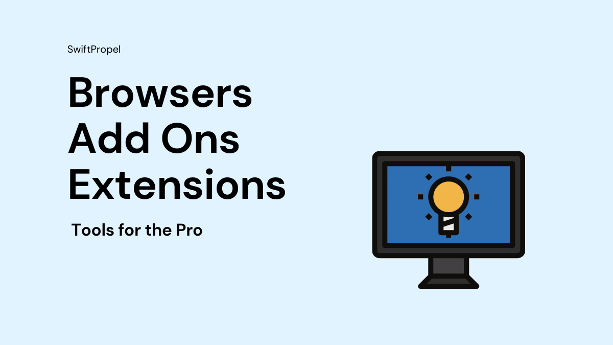 Browsers Add Ons Extensions