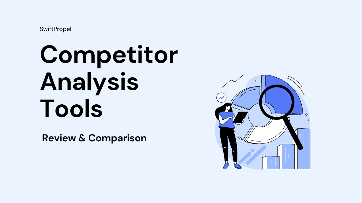 Competitor Analysis Tools 22