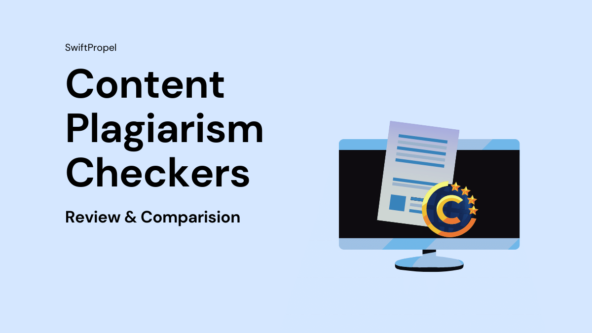 Content Plagiarism Checkers