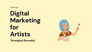 Digital Marketing for Artists