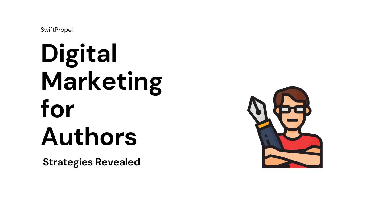 Digital Marketing for Authors 1