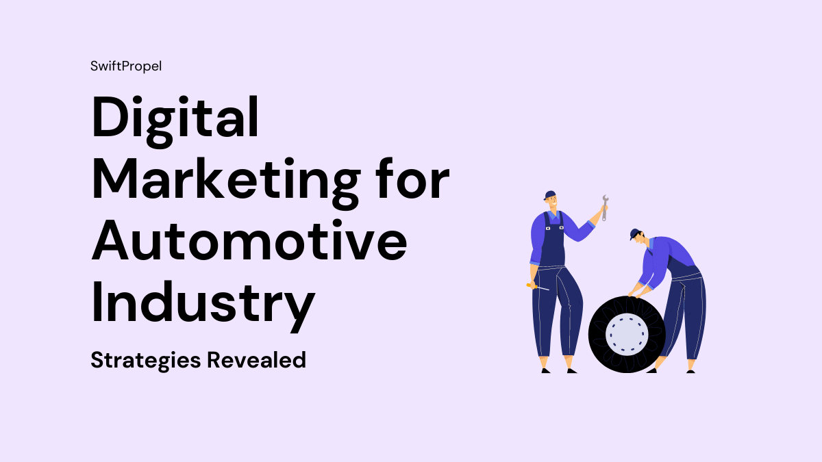 Digital Marketing for Automotive Industry