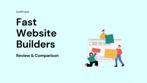 Fast Website Builders