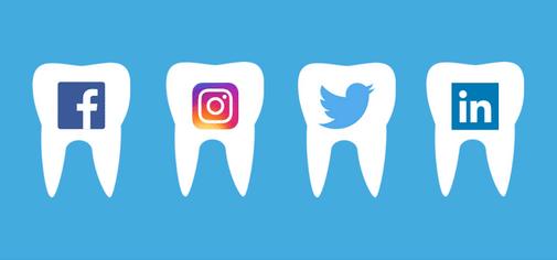 Social  media to build awareness