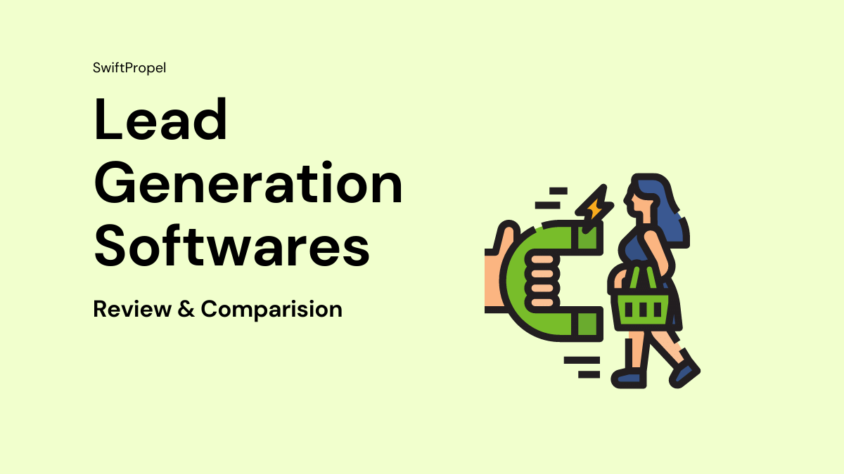 Lead Generation Softwares