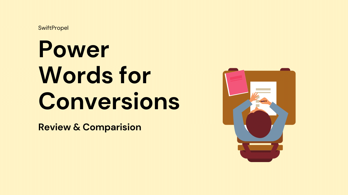 Power Words for Conversions