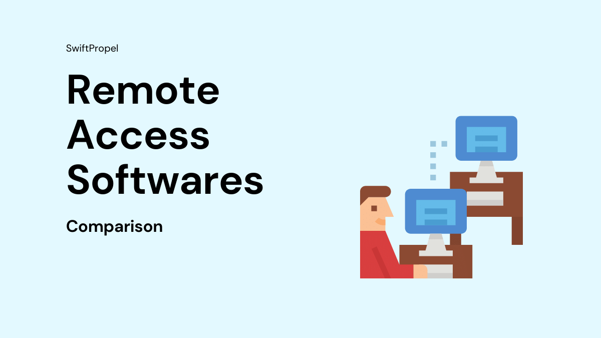 Remote Access Softwares 33
